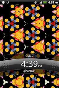 Kaleidoscope Live Wallpaper 1.2 screenshot 2