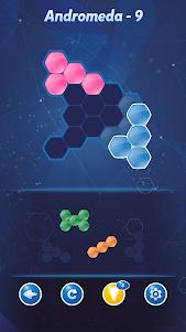 Space Hexa Puzzle 1.3.3 screenshot 2