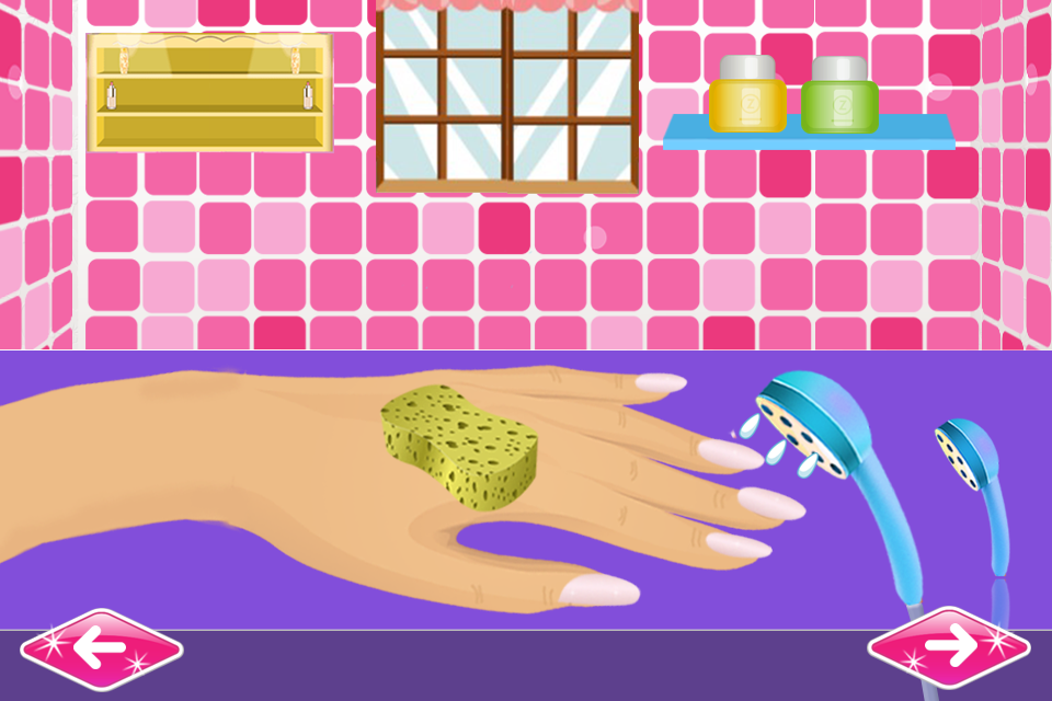 Nail Art Games For Girls Salon 1.0.15 APK Download - Android Casual ...