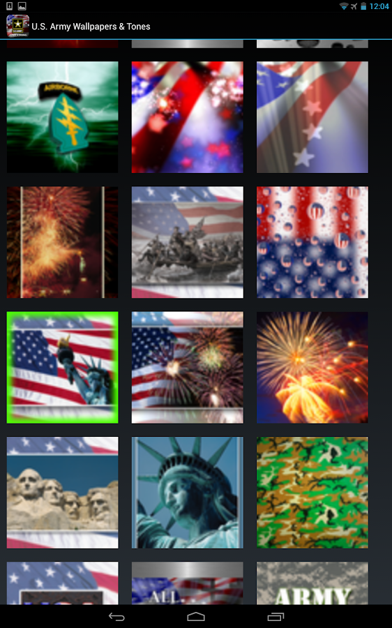 U.S. Army Wallpaper & Cadences 1.22 APK Download - Android ...