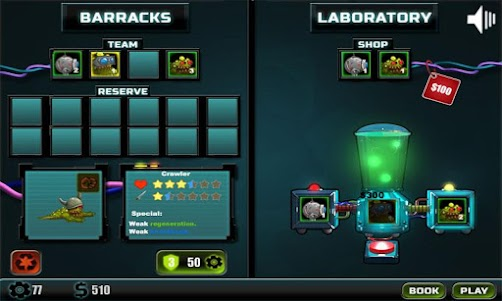 Monster Arena 1.0.0 screenshot 5