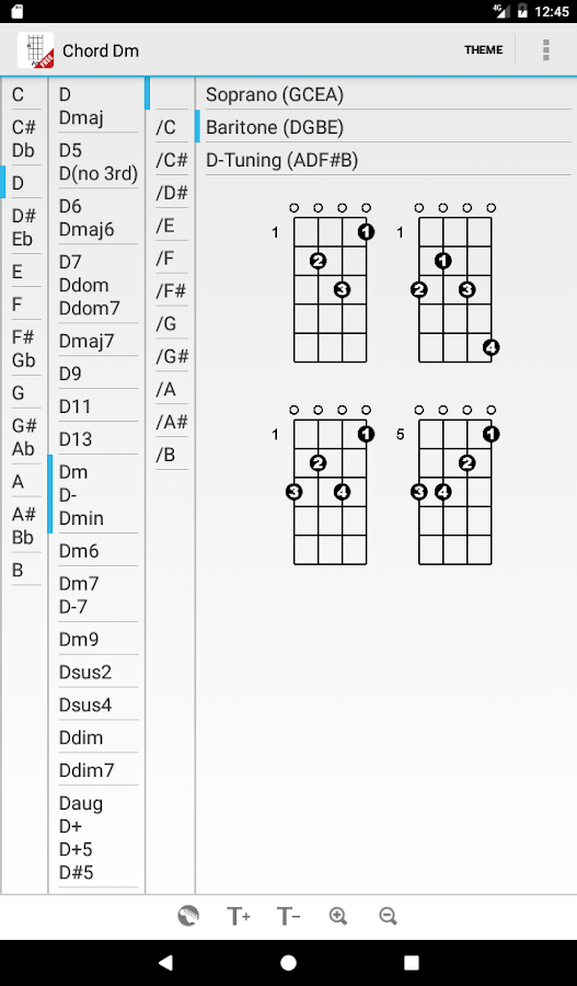 Ukulele Chords Free 104 Apk Download Android Music Audio Apps