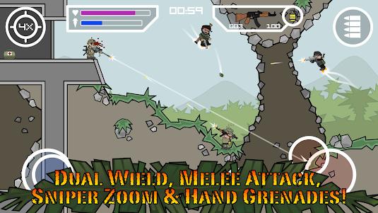 Doodle Army 2 : Mini Militia 5.3.7 screenshot 7