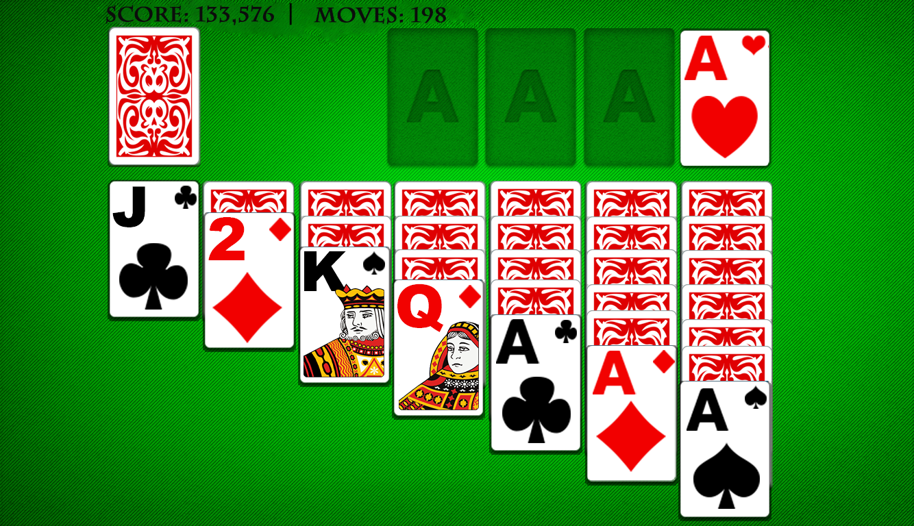 Spider Solitaire Card