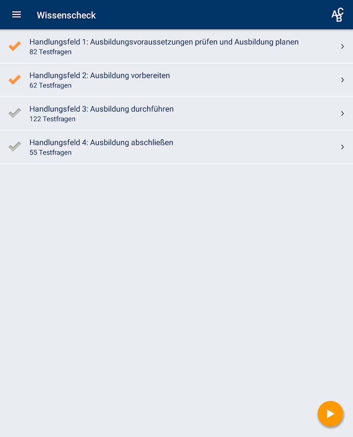 IHK.AEVO Trainieren – Testen 3.1 APK Download - Android Education Apps