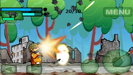 Captain of war 1 screenshot 5