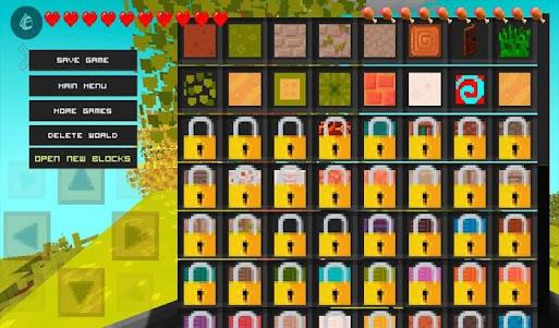 Epic craft: Adventure world 3D 1.0 screenshot 2
