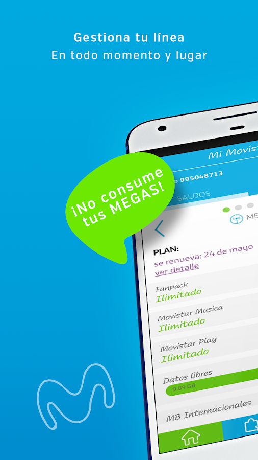 movistar play peru apk para android