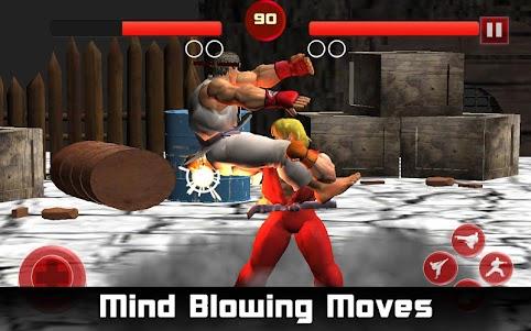 Karate Fighter - Taekwondo Kung fu Tiger Combat 3D  screenshot 2
