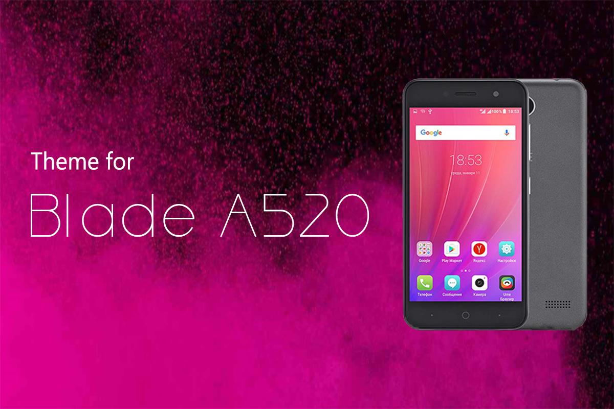 Theme for ZTE Blade A520 1 0 2 APK Download - Android