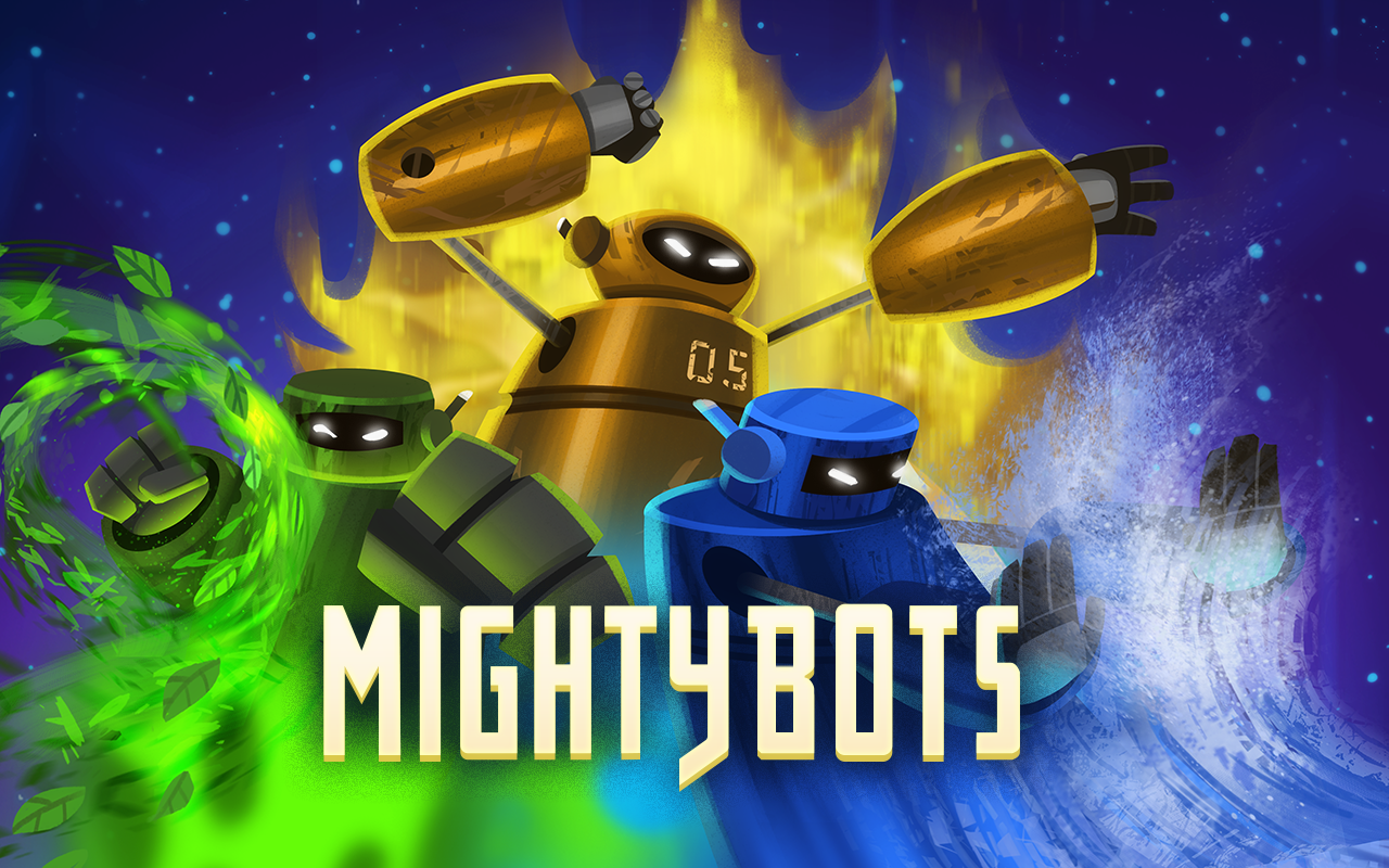 Mighty Bots: Fighting Robots 1 0 392 APK Download - Android