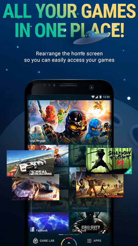 GameBox Launcher Beta 0 7 4605 APK Download - Android