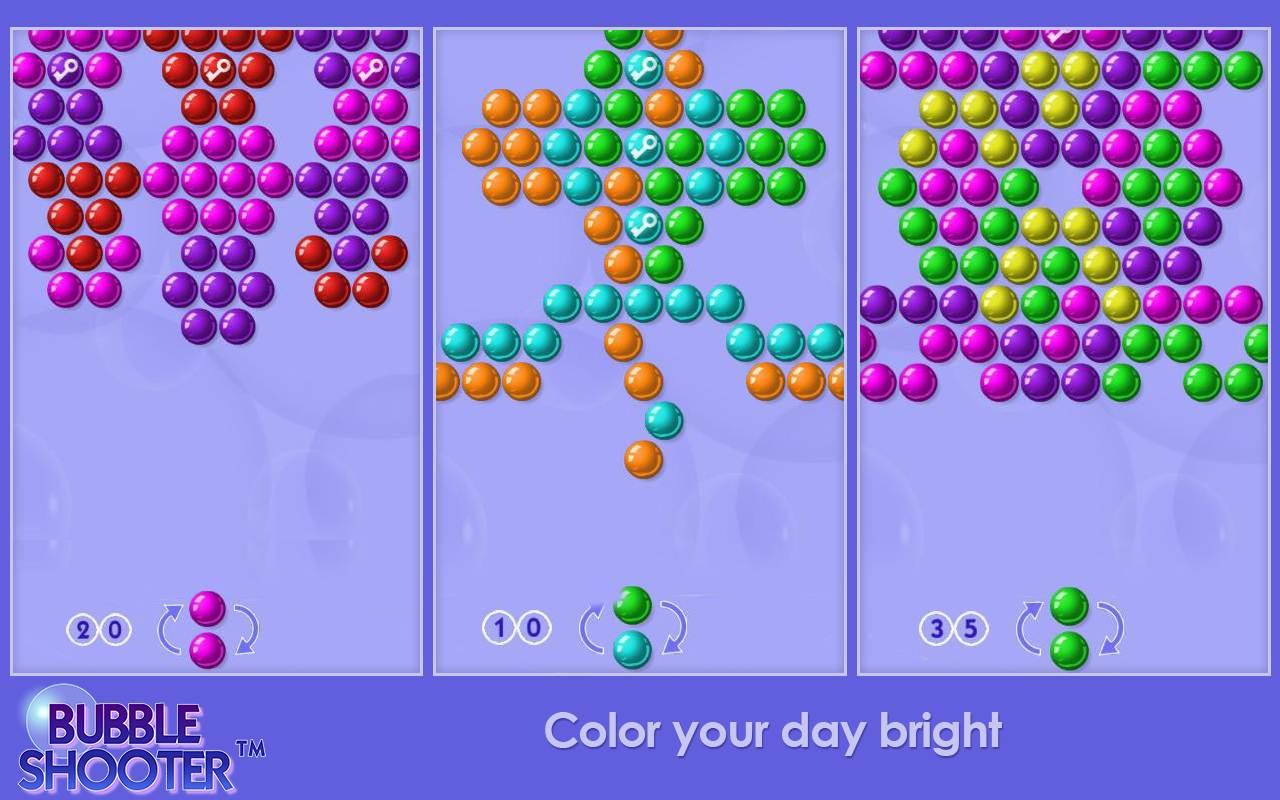 download bubble shooter classic for android