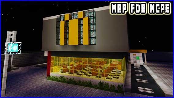 McDonald's Mystery (Horror) Map Adventure for MCPE 1 0 APK
