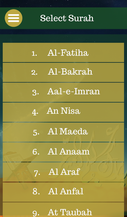 Read and Listen Quran Offline 1 7 6 APK Download - Android