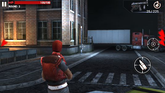 Zombie Landing 1.0.4 screenshot 5