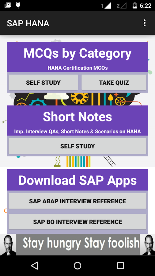 SAP HANA Interview Reference 1 0 1 APK Download - Android