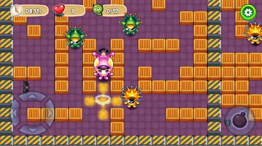 Bomber Hero 2 1.0 screenshot 3