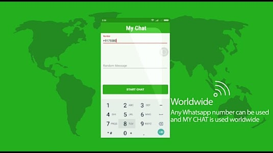 My Chat - Chat With Anybody In WhatsApp 2.5.7 screenshot 9