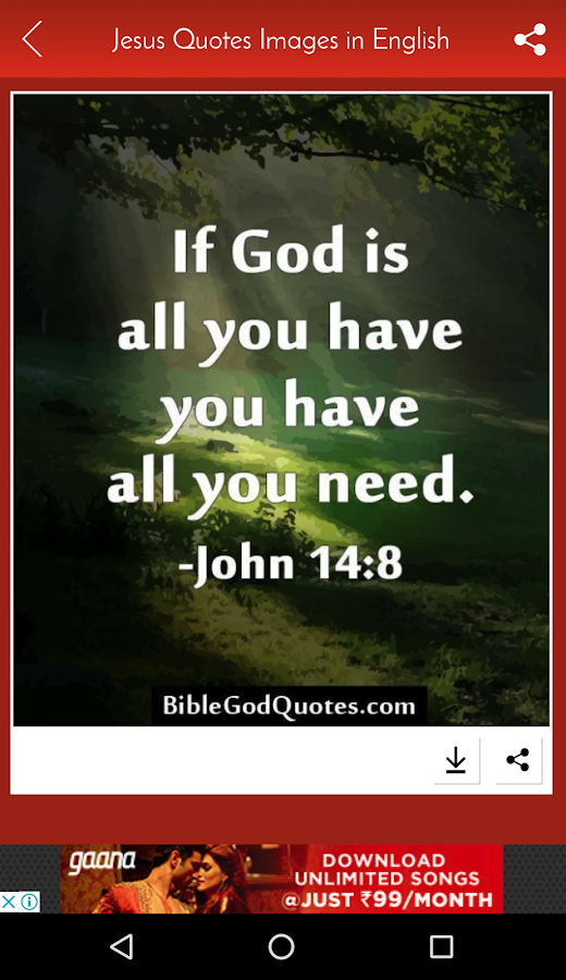 Jesus Quotes Images in English 8 2 3 APK Download - Android