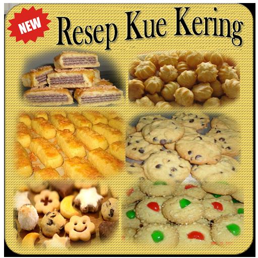 87 Resep Kue Kering Komplit 80 Apk Download Android Books