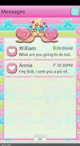 HuggsNkisses/GO SMS THEME 1.1 screenshot 1