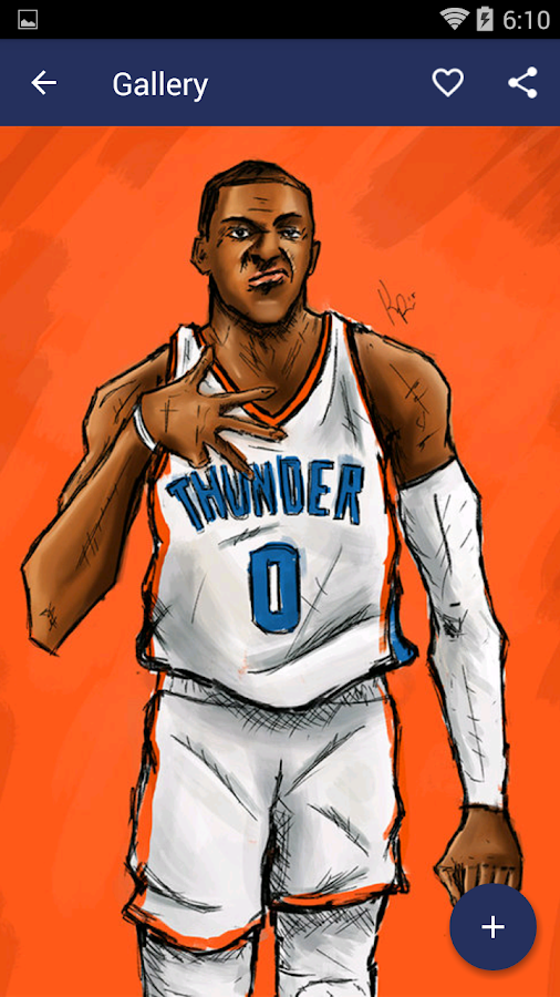 Hd Russell Westbrook Wallpaper 1 0 0 Apk Download Android