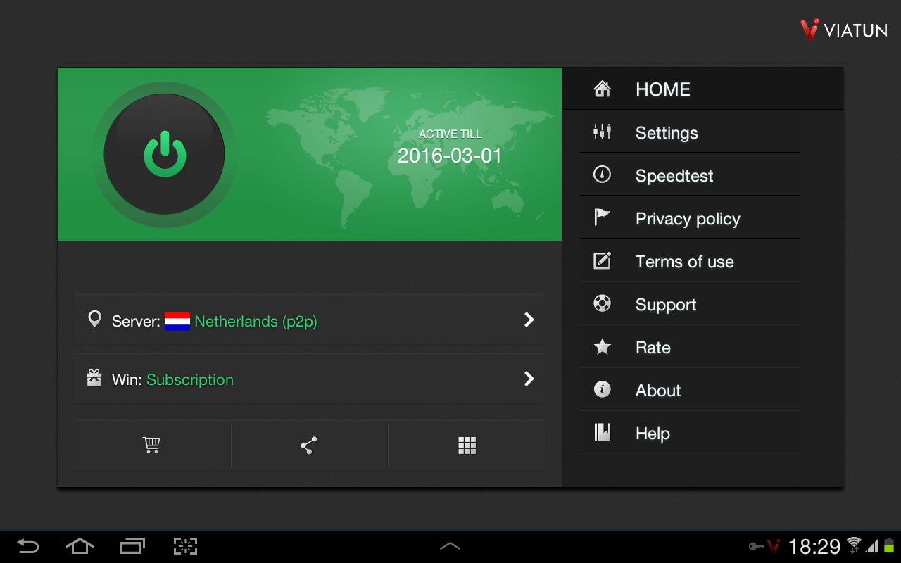 Free VPN VIATUN 6 9 1 APK Download - Android Tools Apps