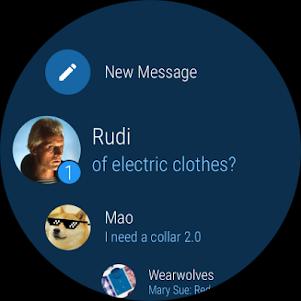 Telegram 8.1.1 screenshot 9