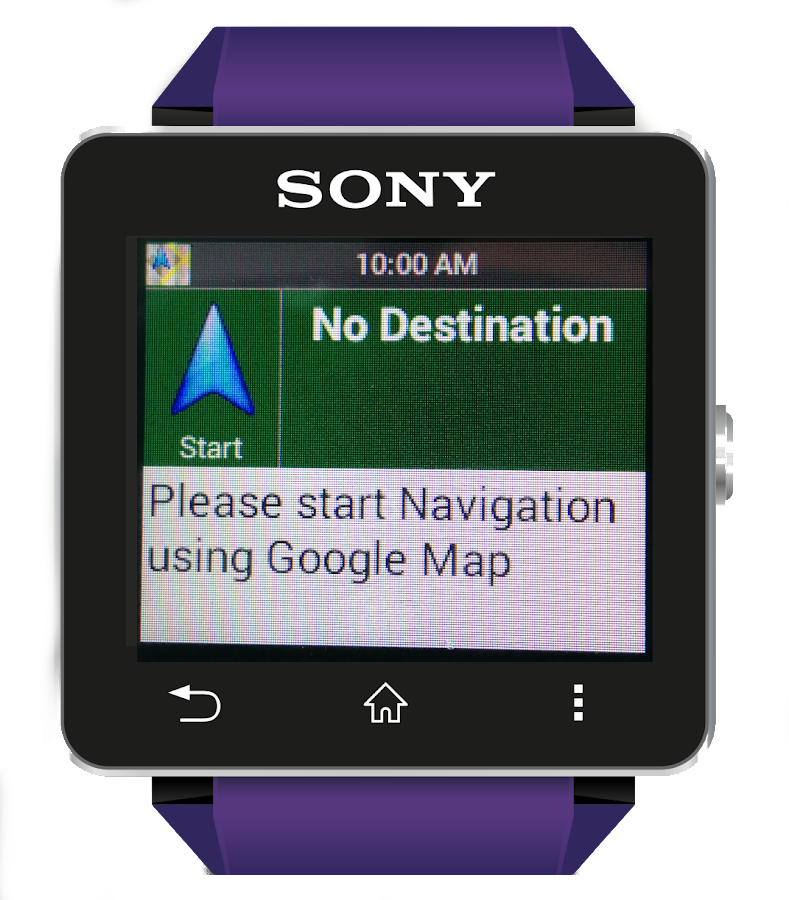 Smart G Navi for SmartWatch 2 1 0 12 APK Download - Android Travel