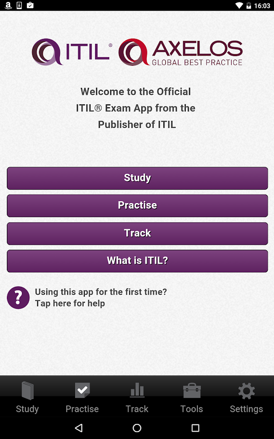 Official Itil Exam App 1115 Apk Download Android Education Apps