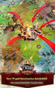 Clash of Kings : Newly Presented Knight System 6.08.0 screenshot 2