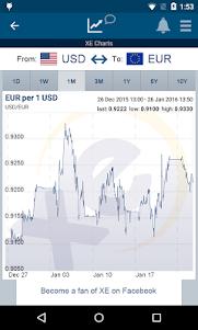 XE Currency  screenshot 2