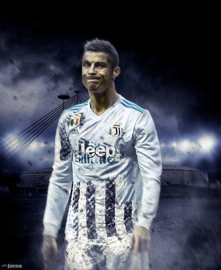 Ronaldo 2018 Juventus Wallpaper 1000 A Day 40 Apk Download