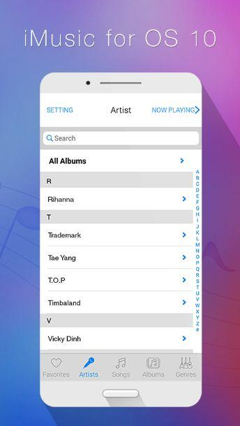 iMusic For IPhone+ Style 6 8 8 APK Download - Android Music & Audio Apps