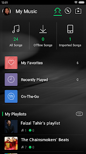 JOOX Music - Free Streaming 4.6.0.1 screenshot 8