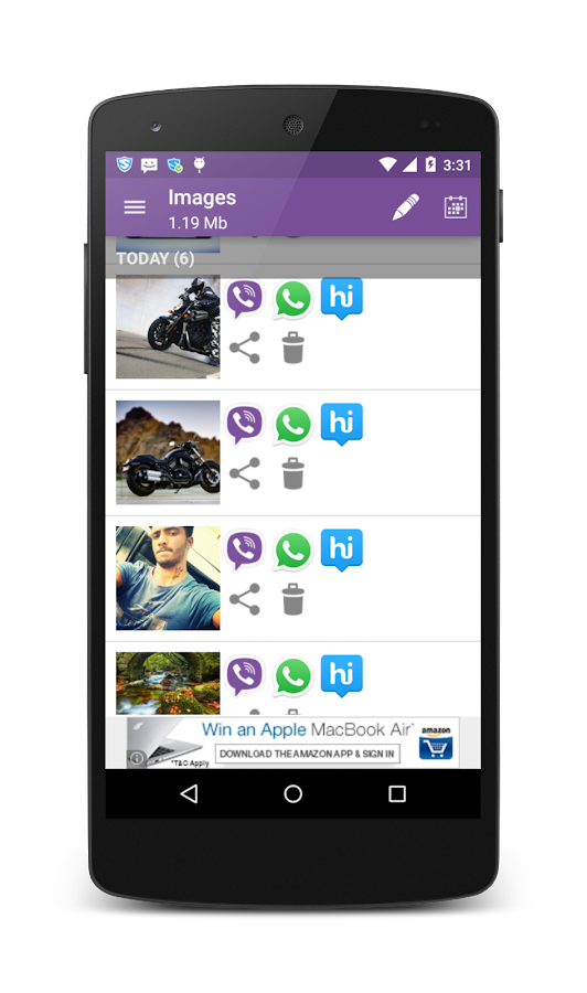 VShare - Easy Share for Viber 2 0 APK Download - Android