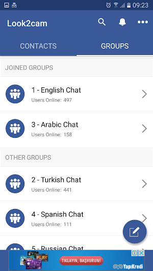 Video Chat Rooms 1 5 APK Download - Android Social Apps