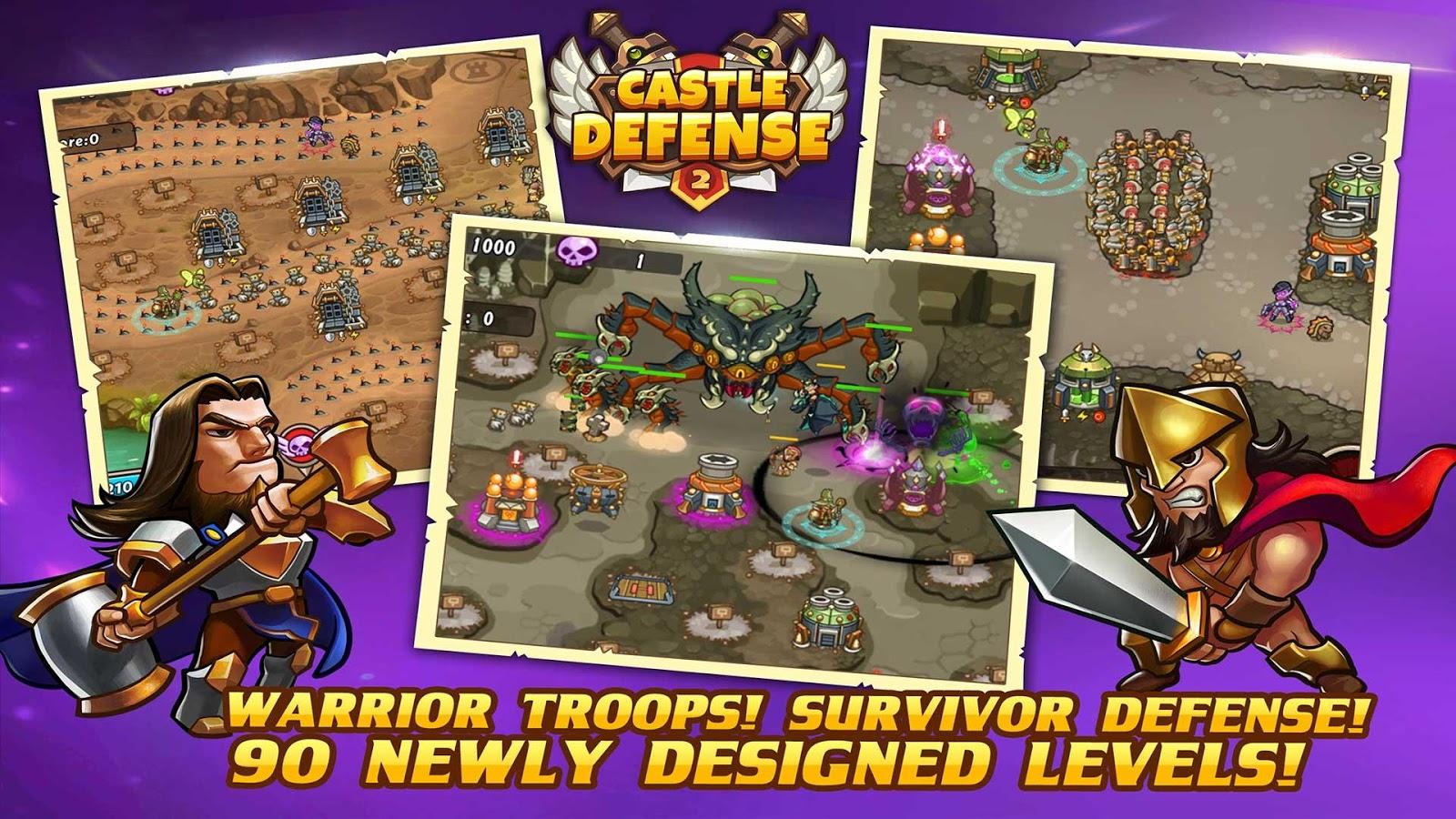 Castle TD 2: Nerubius Invasion 3 0 6 APK Download - Android