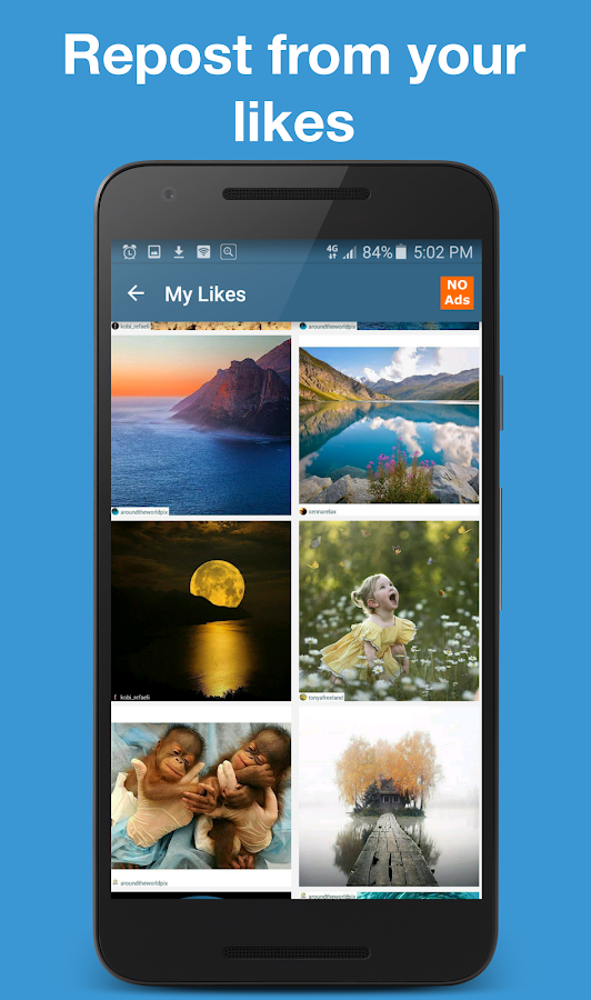 EZRepost- Repost For Instagram 1 6 1 APK Download - Android Social Apps