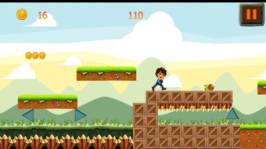 Diego jogo Adventure HD 2017 1.0 screenshot 2