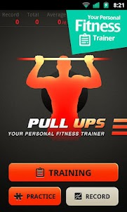 Pull Ups Workout 2.113.24 screenshot 1