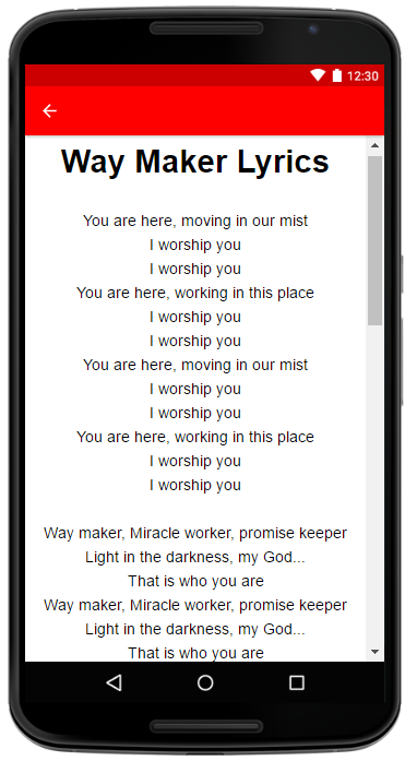 Sinach Songs Lyrics 1 0 APK Download - Android Entertainment Apps