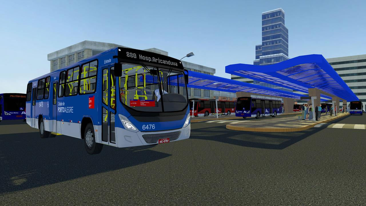 download heavy bus simulator mod apk version 1.084