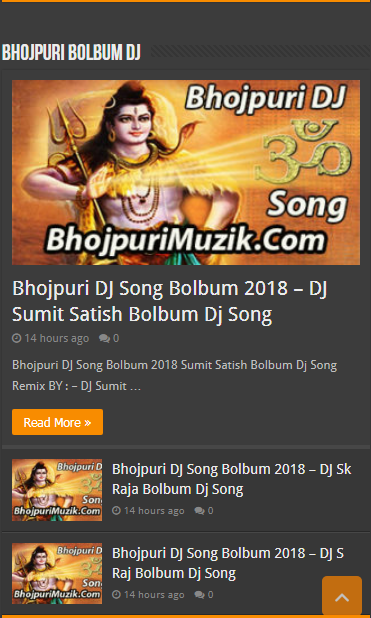 New bhojpuri dj song gana download | New Bhojpuri Songs