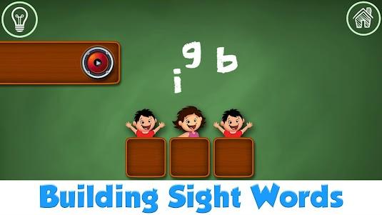 Sight Words  Pre-K to Grade-3 1.5.1 screenshot 4