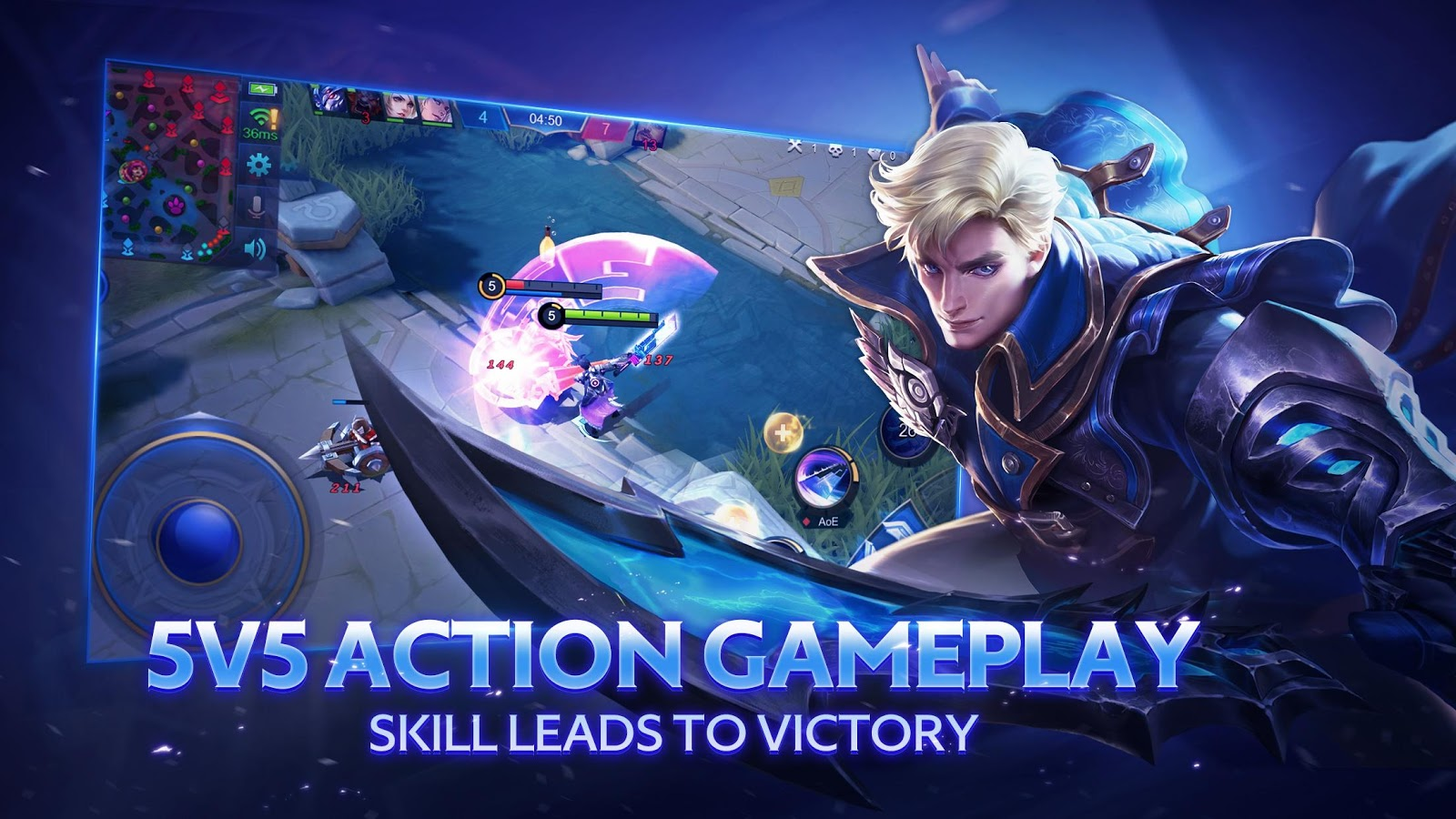 Mobile Legends: Bang Bang APK Download - Android Action Games