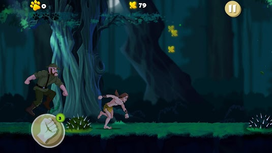Tarzan Rescue Run 1.0 screenshot 5