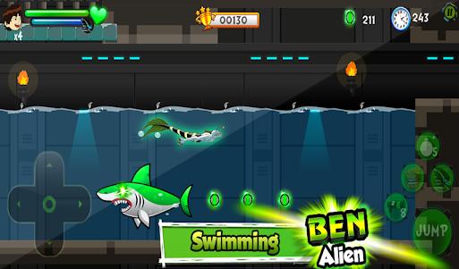 👽 Ben Super Ultimate Alien Transform 10.44 screenshot 20