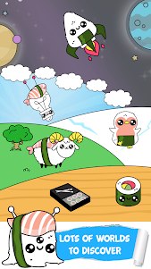 Sushi Evolution Food Clicker 1.13 screenshot 1